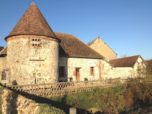 La petite maison du domaine des Evis